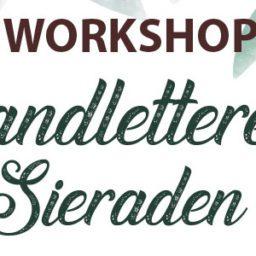 Workshop handletteren Walstraat 68